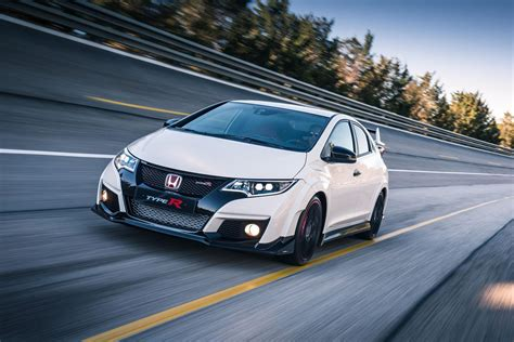 honda civic 2016 type r officially announced the 2016 honda civic type r with 15