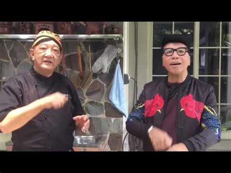 chef yongki gunawan masak rendang padang tahan  bulan