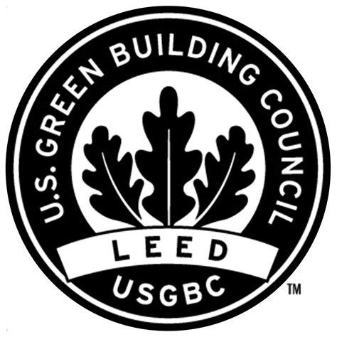 what is a leed certification usgbc leed logo hoinka