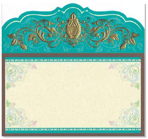 desain kartu undangan kosong cara setting undangan pernikahan blanko erba 88171