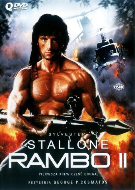 film rambo 4 z lektorem rambo 2 rambo first blood part ii alltube filmy i
