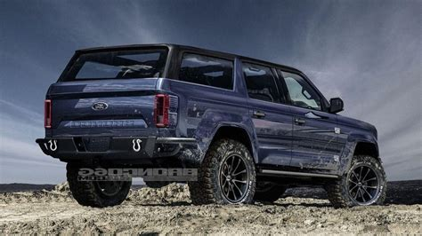 2020 Ford Bronco Usa by 2020 Ford Bronco Interior Top New Suv