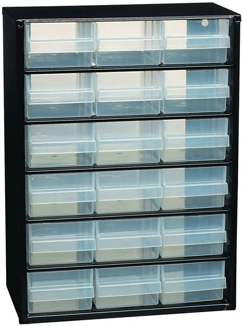 c9 18 x drawer wall organiser cabinet for nuts bolts