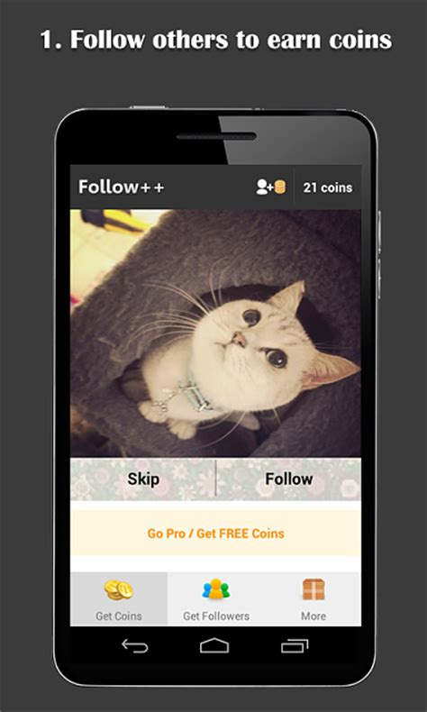 free instagram followers app for android app free follow get real instagram followers android forums at androidcentral
