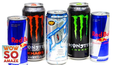 i drink energy 5 shocking energy drink facts
