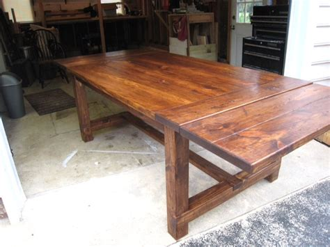 diy extend table legs white farmhouse table with extenstions diy projects
