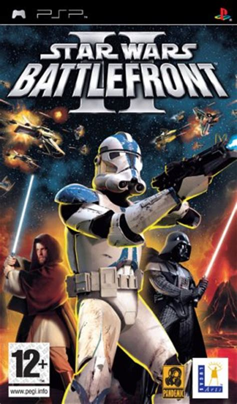 Umd Psp Lego Wars Ii 2 wars battlefront 2 psp reviews sony psp review centre
