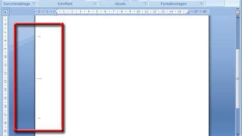 Word Vorlage Falzmarken Microsoft Word Loch Und Falzmarken Einf 252