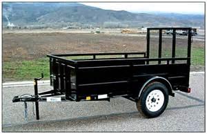 landscaping trailer landscape trailers