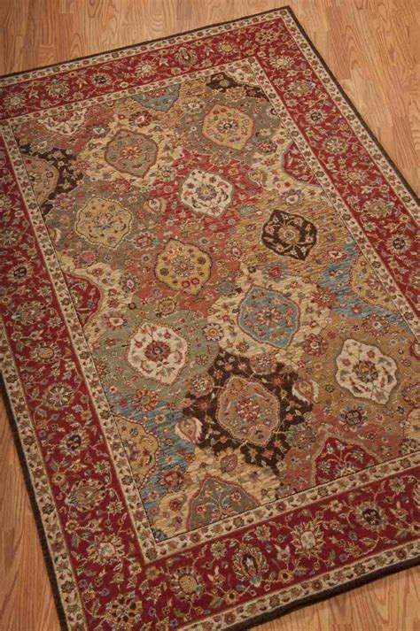 Multicolor Area Rugs Nourison Living Treasures Li03 Multicolor Area Rug Free Shipping