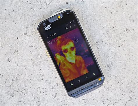 Caterpillar Cat Phone S60 cat s60 unique smartphone with integrated thermal
