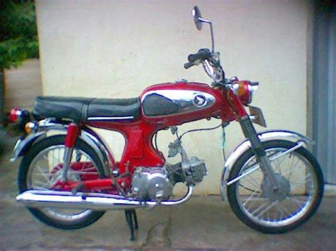 1969 honda s90 classic motorcycle pictures