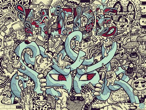 create a doodle drawing wallpapers bloodyloud
