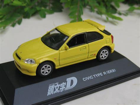 72 honda civic yodel 1 72 diecast car model initial d honda civic type r