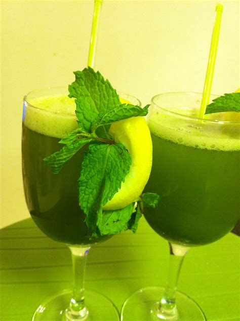 lemon mint cooler recipe refreshing drink