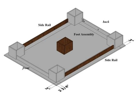 build a resilient modern home storage backup solution how to build a modern style platform bed how tos diy