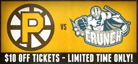 providence bruins vs syracuse crunch dunkin donuts center