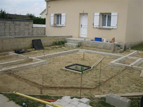faire une dalle beton 945 beton d 233 sactiv 233