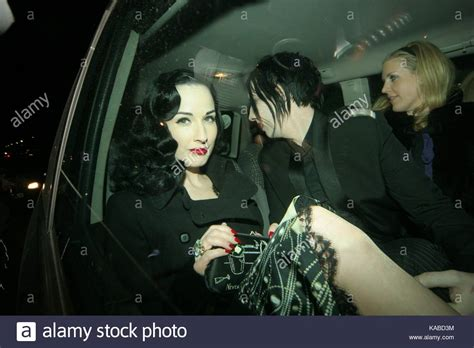 Dita Teese And Marilyn Not Friends by Marilyn And Dita Teese Newlyweds Marilyn