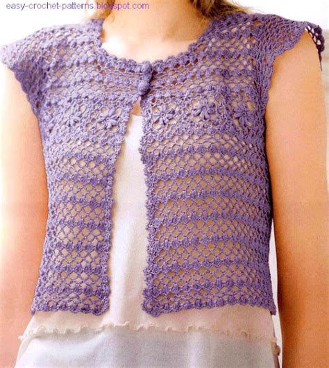 pattern for simple vest easy simple and elegant lace vest with clear patterns