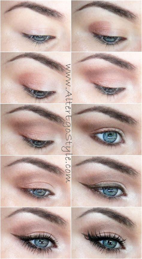 Makeup Za summer makeup â soft bronze tutorialtutorial za ljetni make up â njeå no bronä ani â alter ego style