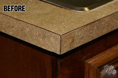 Update Laminate Countertops by Update Your Countertops With A New Color And A Bullnose