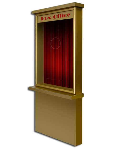 Media Room Wall Sconces - standard ticket booth 187 ticket booths 187 decor 187 multimedia living 187 bass industries