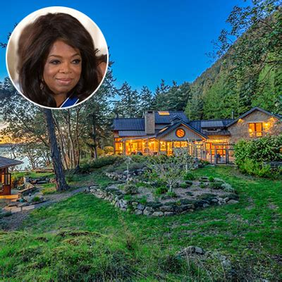 oprah winfrey orcas island oprah picks up a secluded 41 acre estate on orcas island