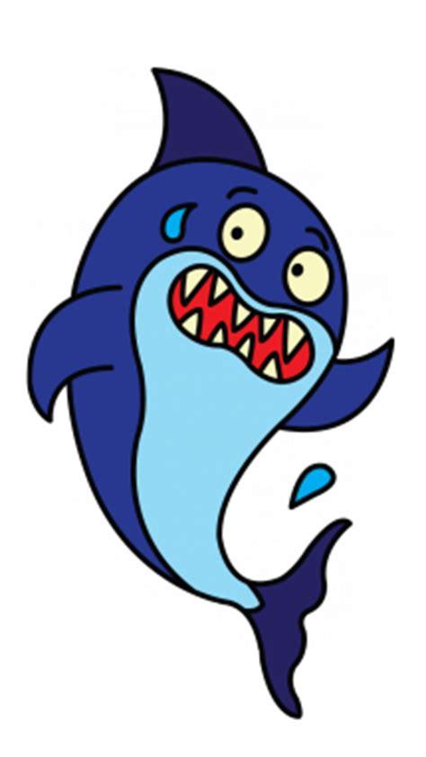 baby shark png shark draw clipart best
