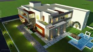 500 Square Meter by 3d Front Elevation Com 500 Square Meter Modern