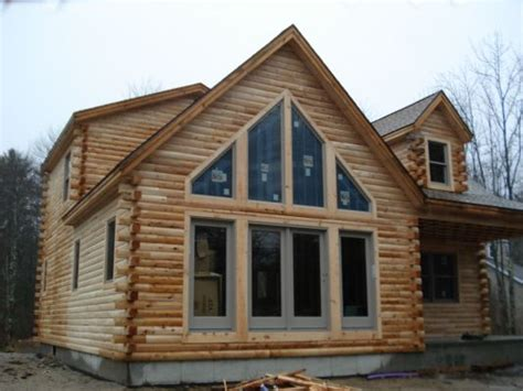 log wood house siding imitation quot log quot siding gorgeous for the home vinyl