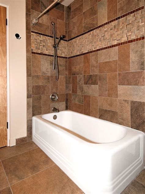tile around bathtub ideas tile around tub bathrooms pinterest