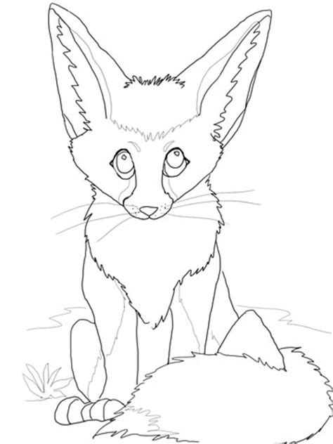 christmas fox coloring page pin rabbit and fox are looking at christmas decorations