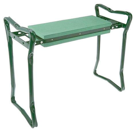garden kneeling bench with handles garden kneelers seats gardeners edge garden kneeler
