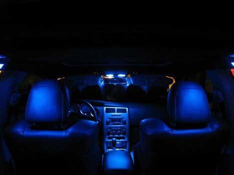 custom led lights for cars custom led interior light kit the grayline automotive