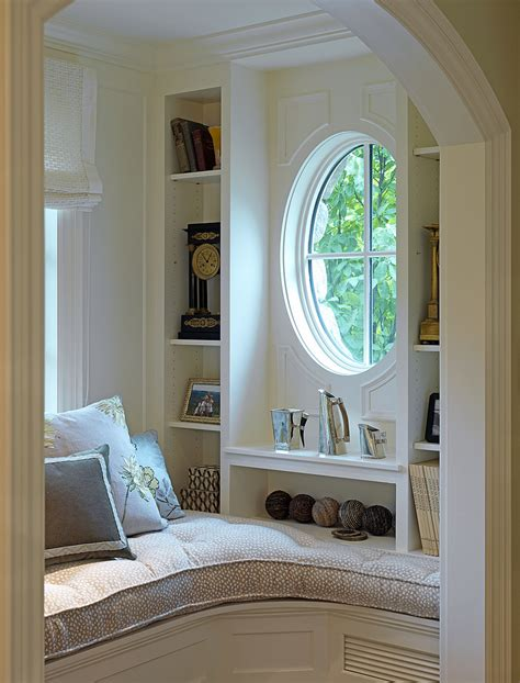 Corner Reading Nook | a little shelf of heaven reading nook inspiration