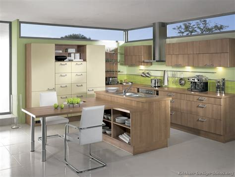 Two Tone Kitchen Cabinet Ideas Pictures Of Kitchens Modern Two Tone Kitchen Cabinets