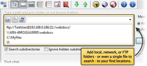 Search By Name And Location Search For Files In Windows By Name With Ultrafinder