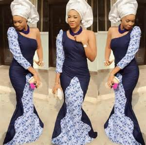 Latest nigerian traditional wedding dresses pictures