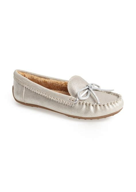 lucky brand moccasins slippers lucky brand lucky brand aligae suede moccasin