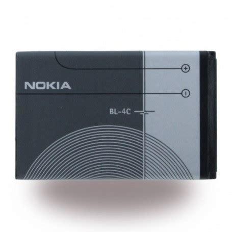 Baterai Original Nokia Bl 4c bateria nokia bl 4c li ion 6100 890mah original 278803