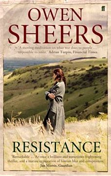 owens books resistance sheers novel