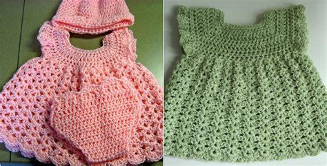crochet pattern baby girl sleeper set diy smartly