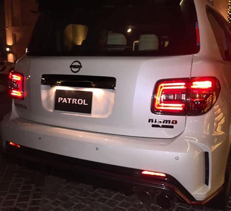 nissan patrol nismo engine nissan s patrol suv gets nismo treatment with 428hp v8