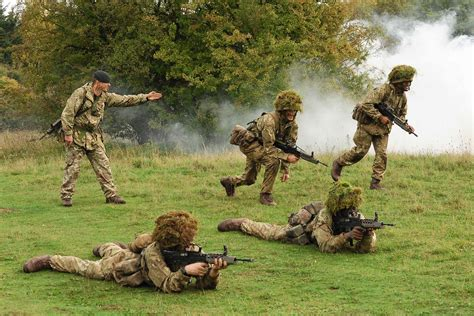 army sections phase 1 the official british army blog
