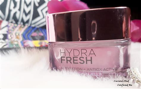 l oreal hydration loreal hydrafresh hydration antiox active mask in
