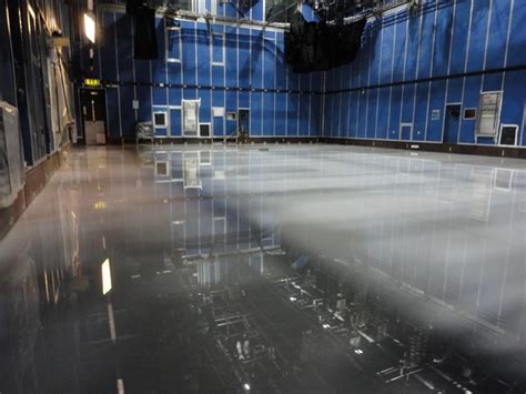 studio b bbc northern ireland belfast elgood industrial