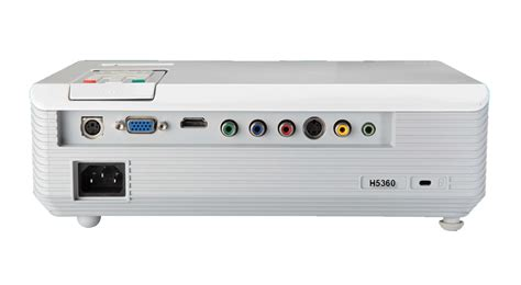 Projector Acer H5360 acer h5360 projector physical tour projector reviews
