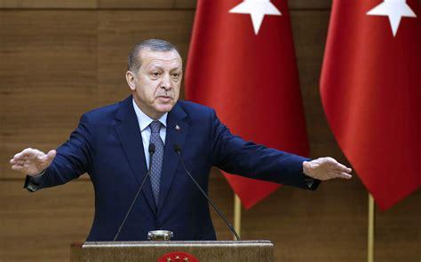 biography of erdogan turkey s erdogan says to discuss aleppo truce with putin
