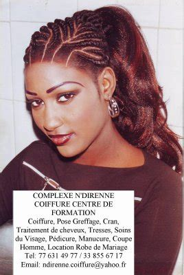Tresses Sénégalaises Modèle Tresse Africaine coiffure mariage s 233 n 233 galaise wizzyjessicafarah site